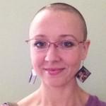 bald with earings